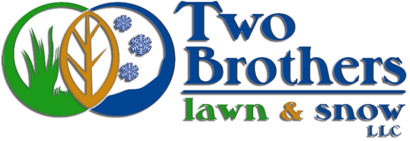 Two Brothers Lawn & Snow Logo